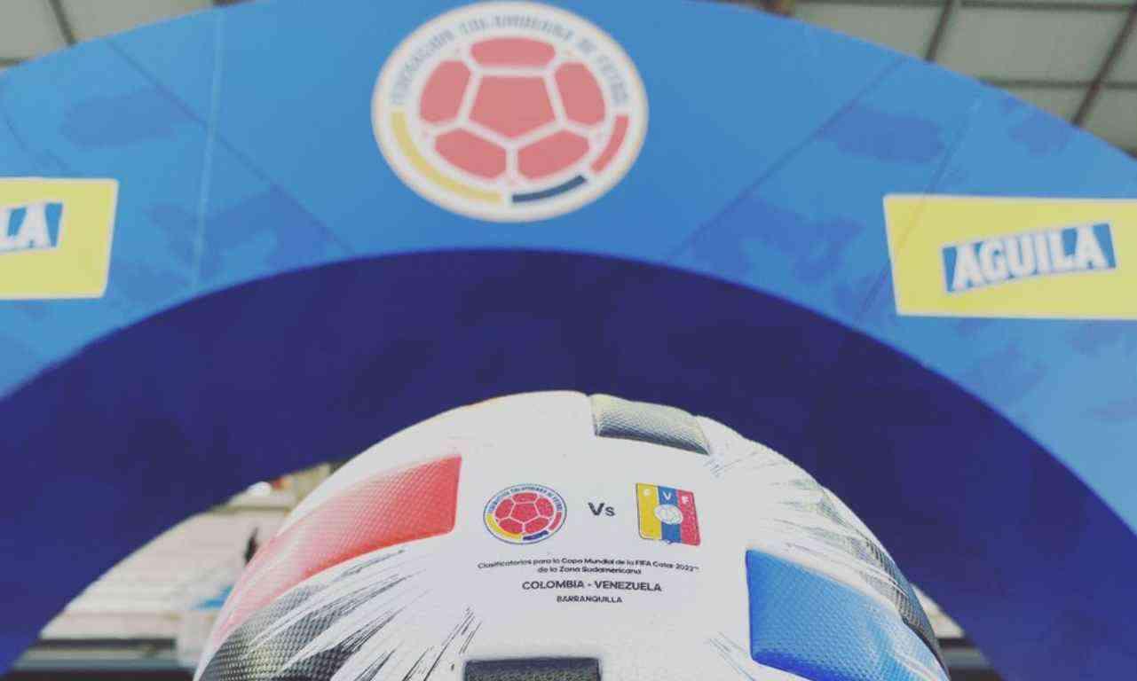 Colombia vs. Venezuela. En vivo gratis por internet
