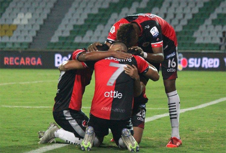 ¡Suspenden el reconocimiento deportivo al Cúcuta!
