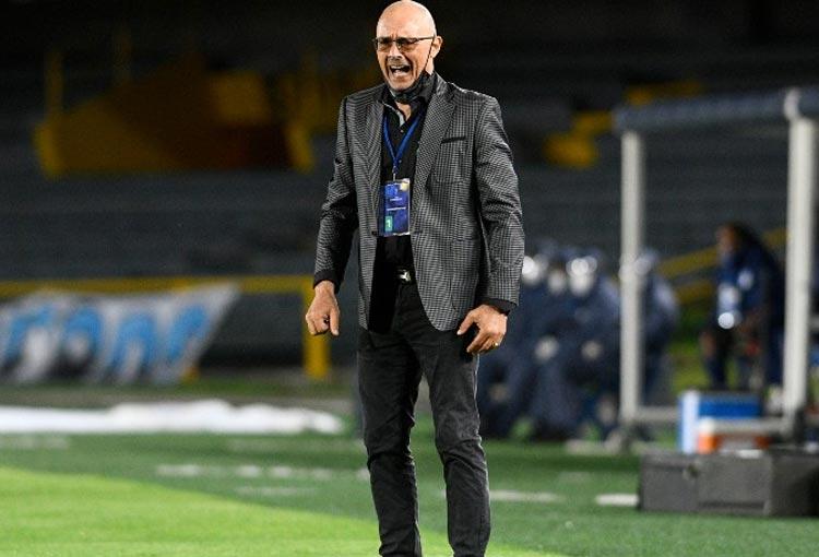 Alfredo Arias celebró el invicto del Deportivo Cali