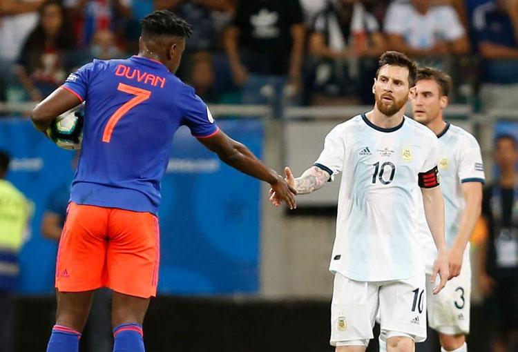 Champions League: ¡Duván Zapata y Leo Messi en el Equipo de la Semana!