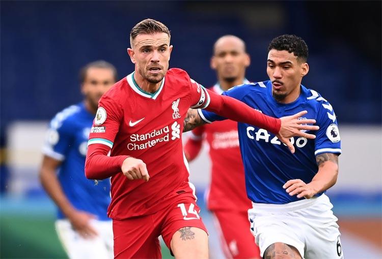 Polémicas declaraciones de jugador de Liverpool tras el derbi con Everton