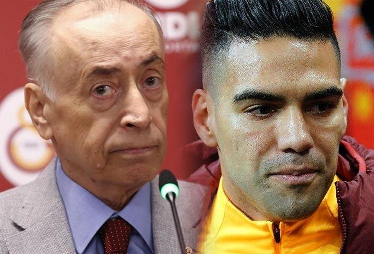¡El agradecimiento del presidente Galatasaray a Falcao García!