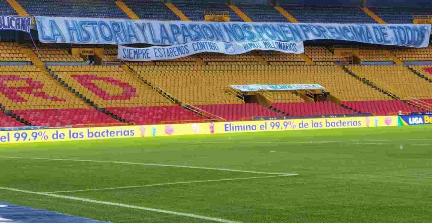 Titular confirmada de Millonarios vs. Rionegro Águilas