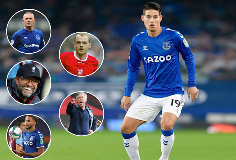 Rooney, Klopp, Ancelotti… ¡todo lo que dicen de James Rodríguez en la Premier League!