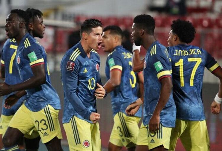 Selección Colombia: ¿Cómo están James Rodríguez y los demás lesionados?