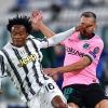 Juventus vs. Barcelona: Cuadrado asiste, pero Morata…
