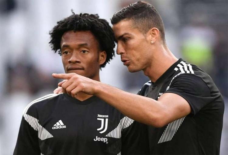 Lo que le pide Andrea Pirlo a Juan Guillermo Cuadrado en la Juventus
