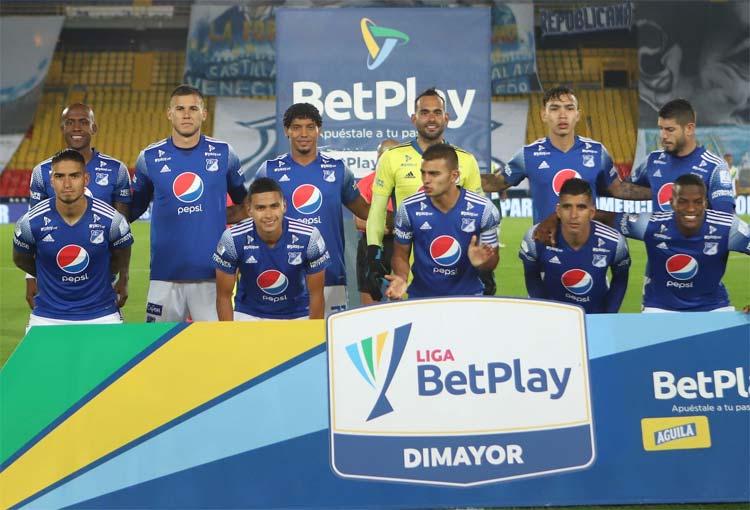 Vea por televisión Deportes Tolima vs. Millonarios