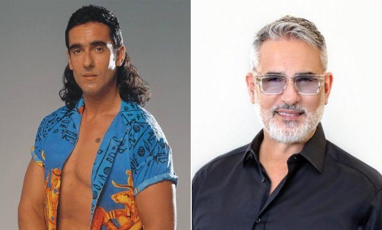 Miguel Varoni en Pedro, el escamoso