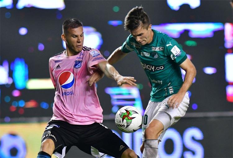 Millonarios vs. Deportivo Cali, Copa Sudamericana: titulares confirmadas