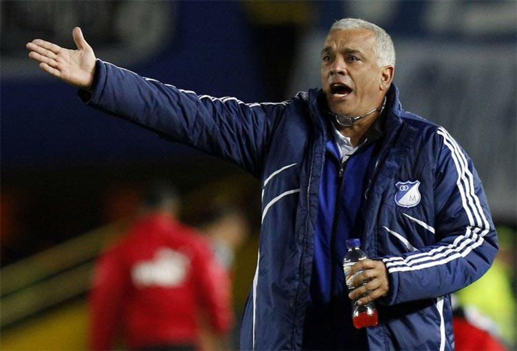 Richard Páez alentó a Alberto Gamero en Millonarios