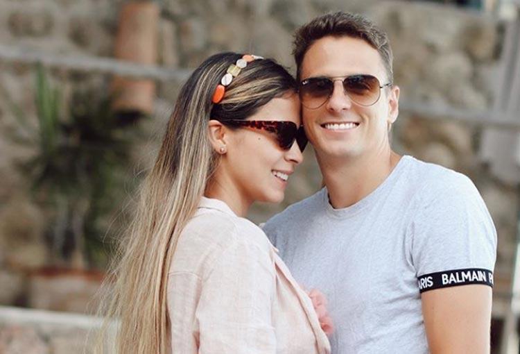 Nuevo mensaje de la esposa de Santiago Arias sobre su lesión