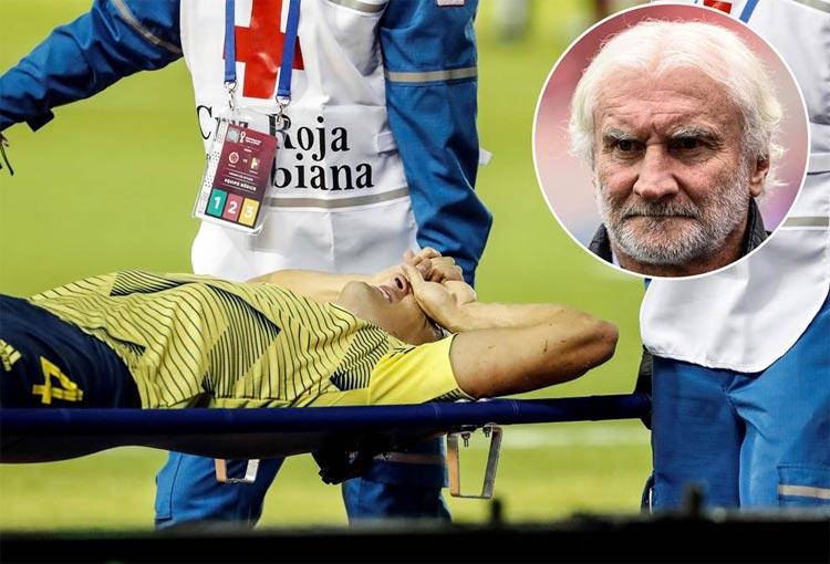 """Campeón del Mundo sobre la lesión de Santiago Arias: """"Estoy en shock"""""""