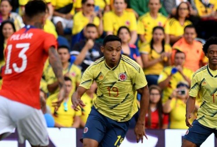 ¿Por dónde ver el partido Chile vs. Selección Colombia?