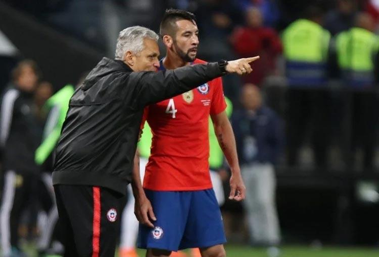 Convocado sorpresa en la Selección de Chile para enfrentar a Colombia