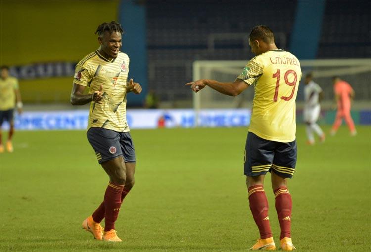 Lo que significa debutar ganando en la Eliminatoria para la Selección Colombia