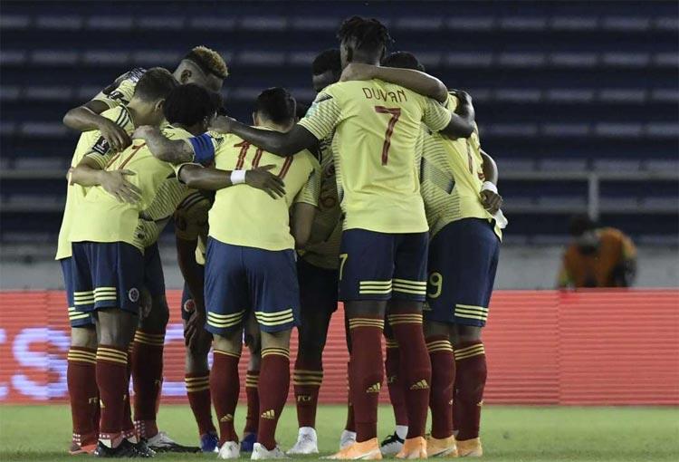 Selección Colombia: fecha y hora del partido ante Uruguay por Eliminatoria