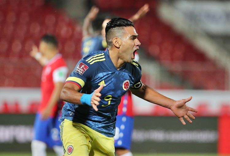 Falcao García: 13 goles en 4 Eliminatorias con la Selección Colombia