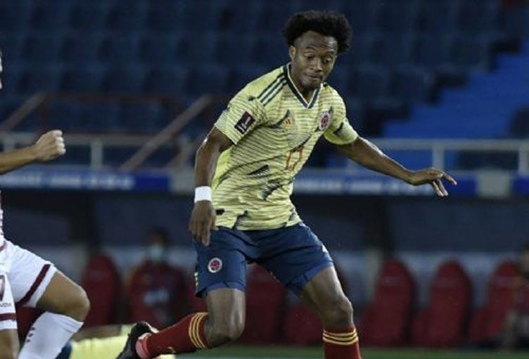 Juan Guillermo Cuadrado es el colombiano que más cobra en la Serie A