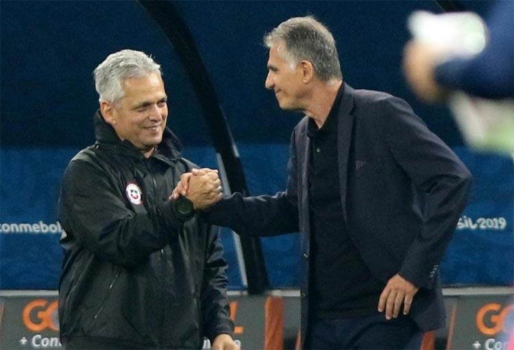 Selección Colombia y todos sus partidos ante Reinaldo Rueda