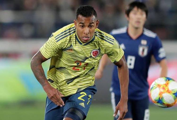 ¡Sebastián Villa estaría convocado a la Selección Colombia!