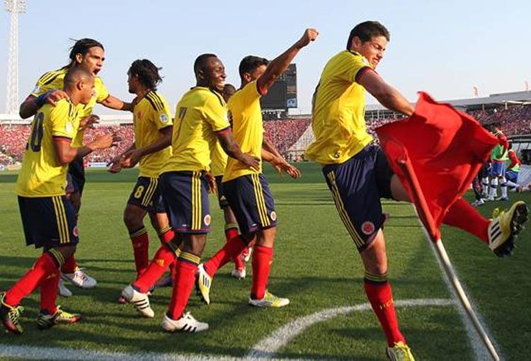 Recuerdos de la última vez que la Selección Colombia ganó en Chile