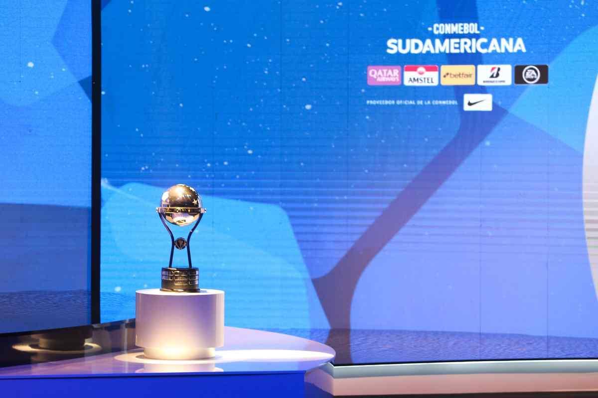 Así quedó el sorteo Segunda Fase Copa Sudamericana 2020