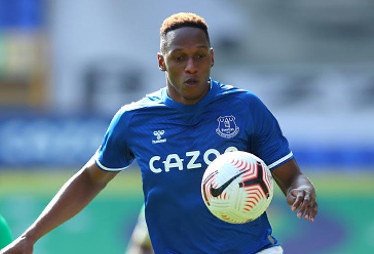 ¿Qué le pasa? El curioso caso de Yerry Mina en Everton