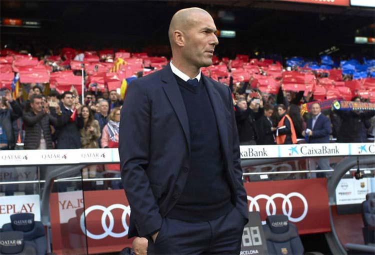 Zidane como DT en el clásico: ¿Ganó o perdió más que el Barcelona?