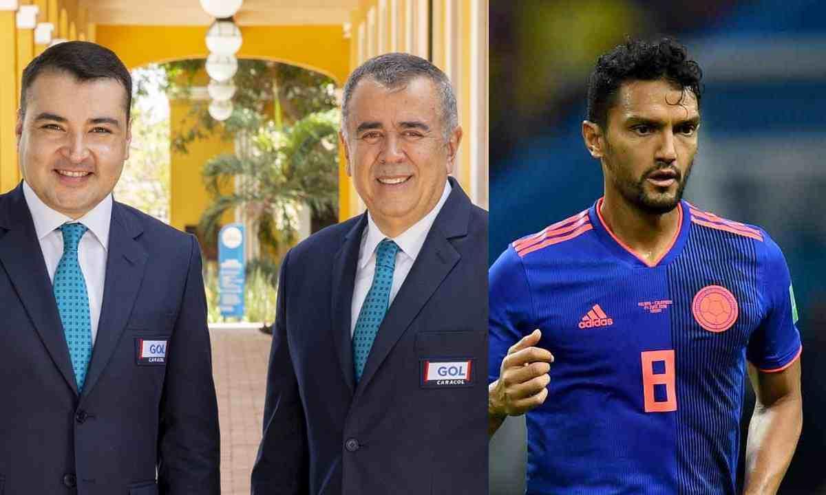 Abel Aguilar estará comentando los partidos de la Selección
