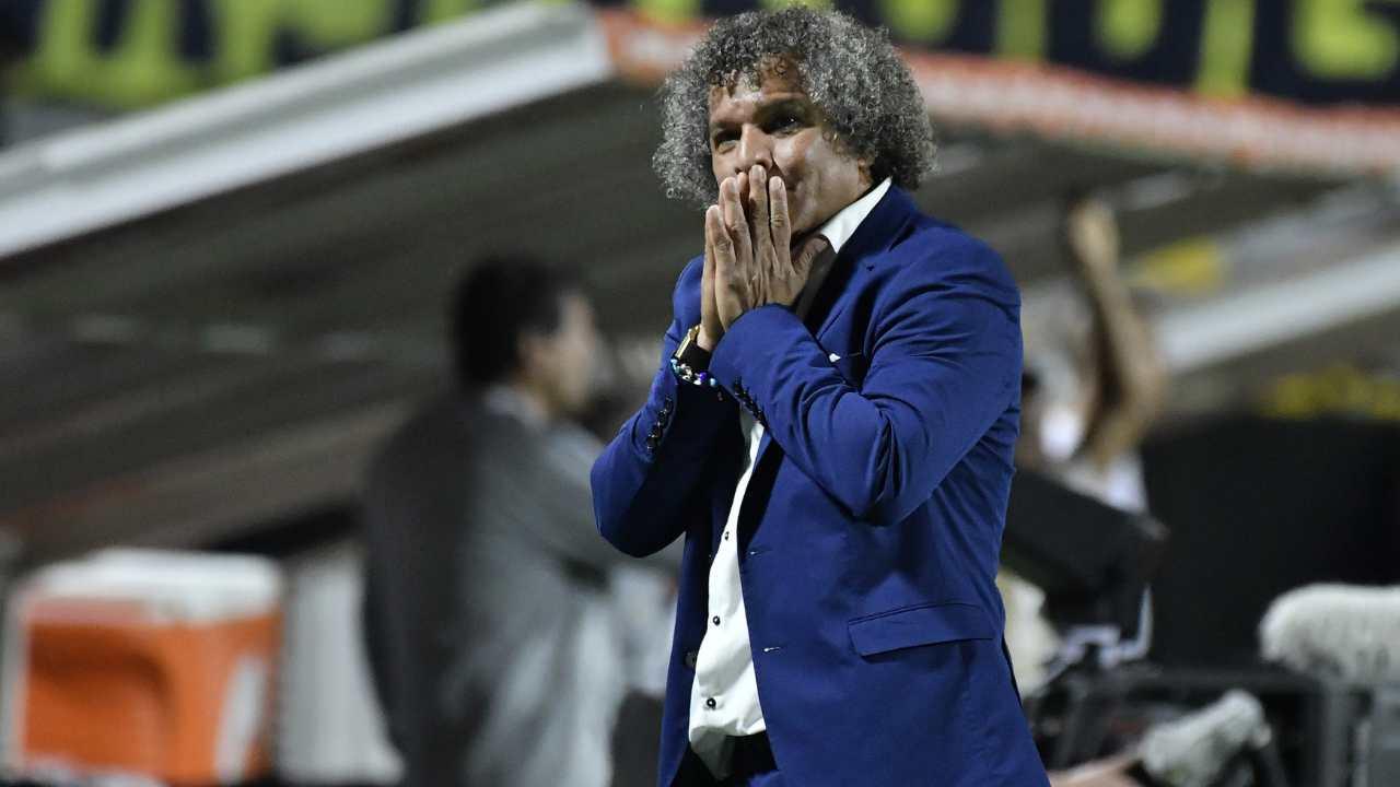 """Alberto Gamero sobre el penalti dudoso: """"Me duele perder así"""""""