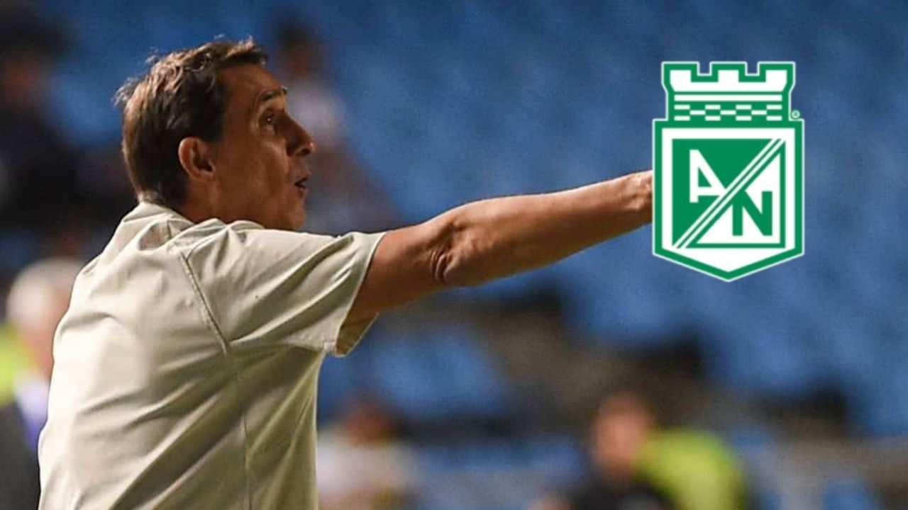 Alexandre Guimaraes, cada vez más cerca de Atlético Nacional