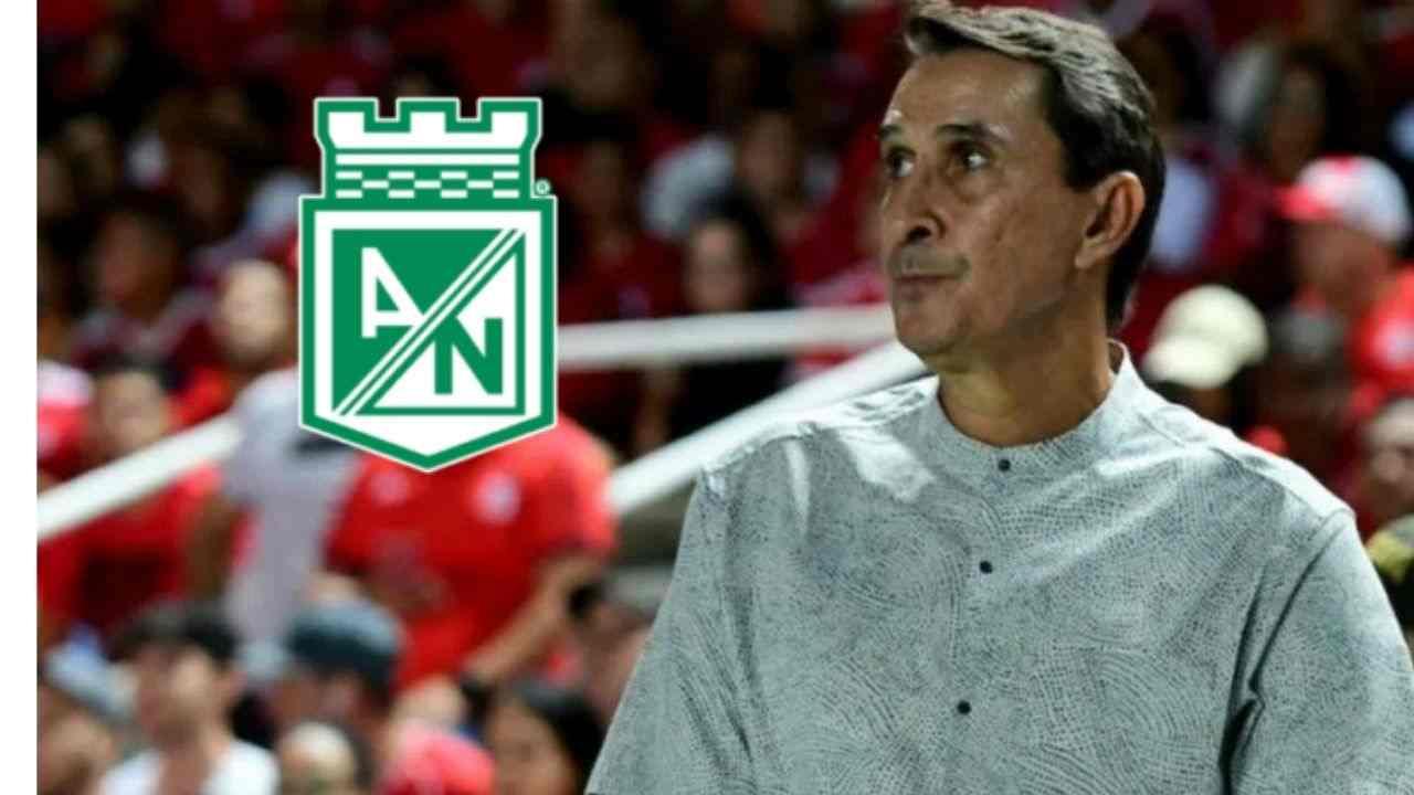 Alexandre Guimaraes habló sobre su vinculación con Nacional