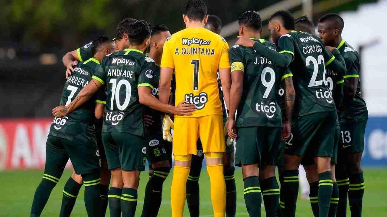 Alineación de Atlético Nacional vs. Alianza Petrolera
