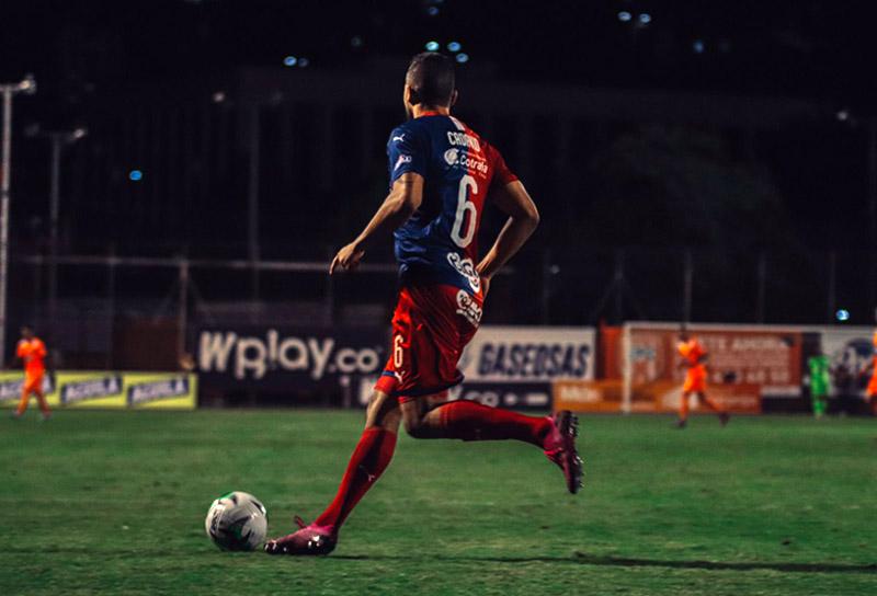 Andrés Cadavid, DIM, Deportivo Independiente Medellín, Envigado FC, Liga BetPlay 2020