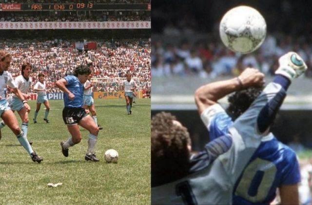 Argentina vs. Inglaterra del Mundial de México 86 será transmitido