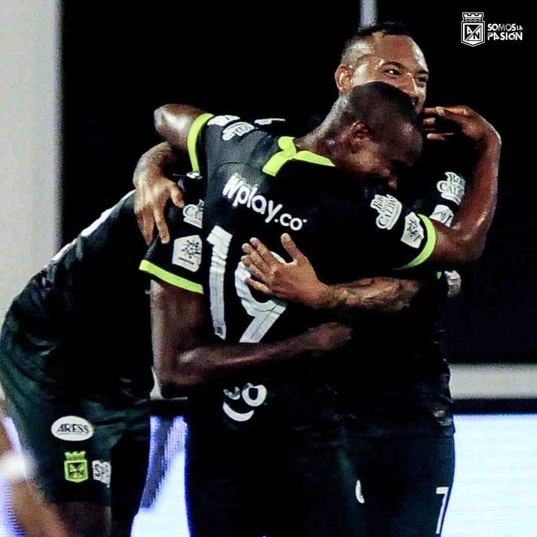 Atlético Nacional ganó y clasificó a semifinales de la Liga Betplay