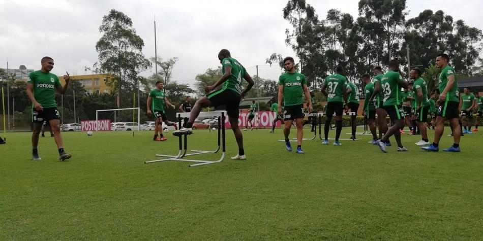 Atlético Nacional y la ilusión de tener nómina completa ante América