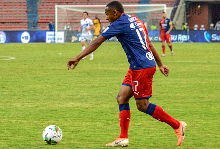 Bayron Garcés, DIM, Deportivo Independiente Medellín, Deportivo Pereira, Copa Colombia 2020