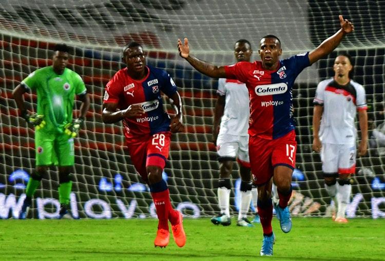 Bayron Garcés, DIM, Deportivo Independiente Medellín, convocatoria, Atlético Bucaramanga, Liga BetPlay 2020