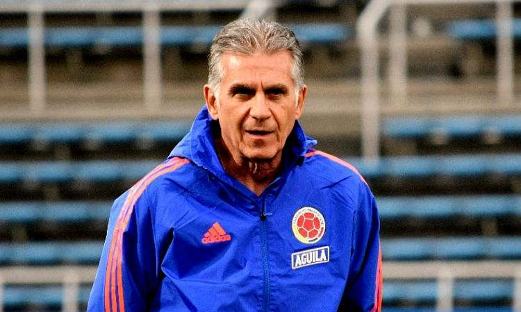 Carlos Queiroz tendría las horas contadas en la Selección Colombia