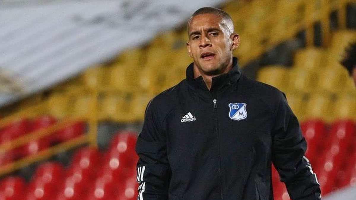 Cristian Bonilla rescindió su contrato con Millonarios