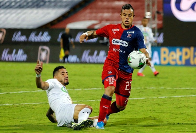 DIM 1-2 Deportivo Pereira, liguilla Liga BetPlay 2020