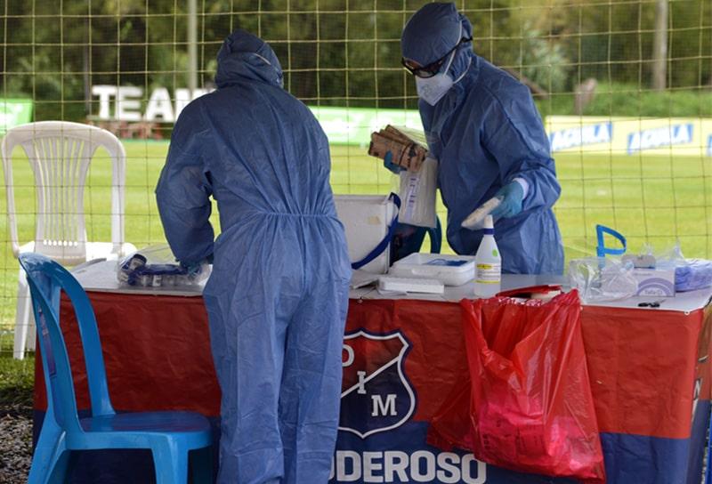 DIM, Deportivo Independiente Medellín, COVID-19, nuevo coronavirus, liguilla Liga BetPlay 2020