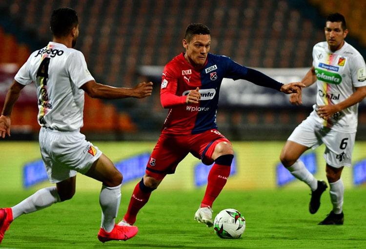 DIM, Deportivo Independiente Medellín, Deportivo Pereira, Copa Colombia 2020