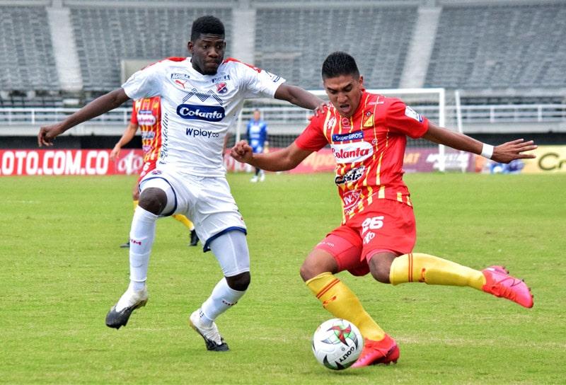 DIM, Deportivo Independiente Medellín, Deportivo Pereira, historial, liguilla Liga BetPlay 2020