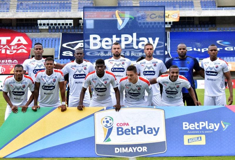 DIM, Deportivo Independiente Medellín, Junior FC, Copa Colombia 2020