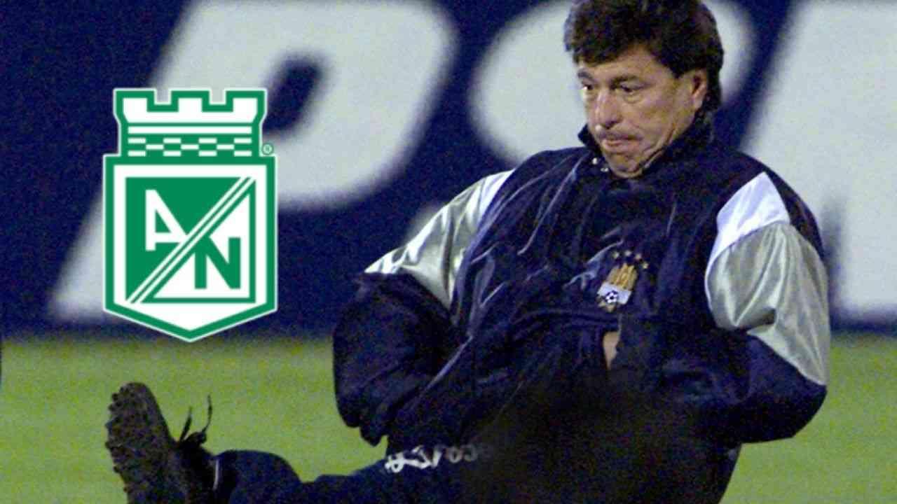 ¿Por qué se relaciona a Daniel Pasarella con Atlético Nacional?