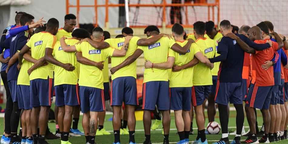 Davinson Sánchez no se unirá, todavía, con la Selección Colombia
