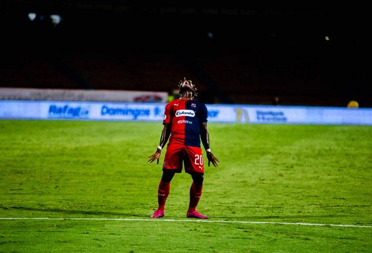 Déinner Quiñones, Los Del Sur, Atlético Nacional, Deportivo Independiente Medellín, DIM